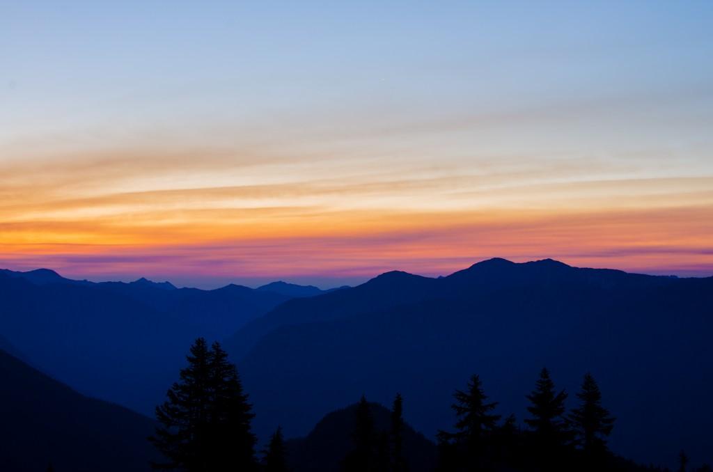 Sunset (Photo by Yuem Park)