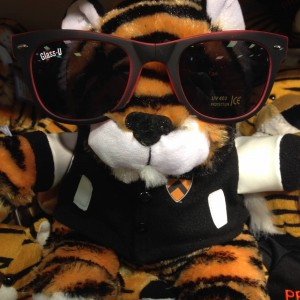 When you present at Princeton Research Day, you're a cool tiger!