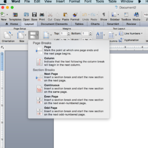 Tips for Formatting Long Documents in Microsoft Word